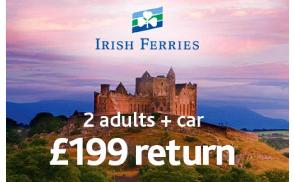 Ferry-online Irland
